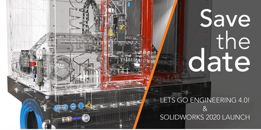 ENGINEERING 4.0 & The SOLIDWORKS 2020 LAUNCH - Sydney