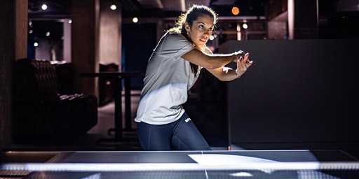 SPIN Chicago: Community Ping-Pong Lessons