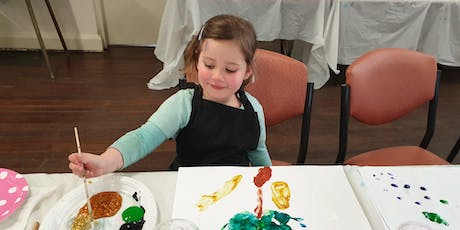 Kids Art Session 23rd Sep tickets