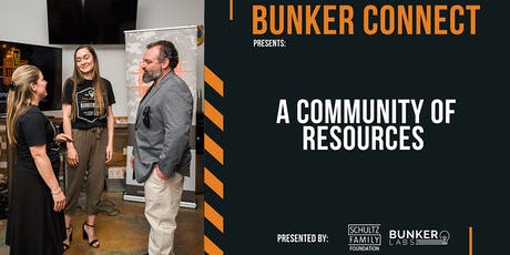 Bunker Connect Chicago: A Community of Resources tickets
