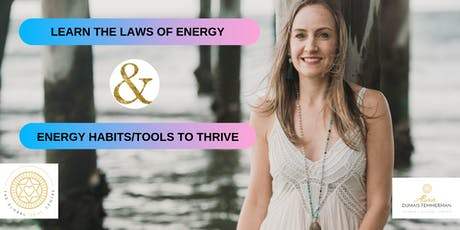 MELB ENERGY WORKSHOP for Busy Women - 7 Nov tickets