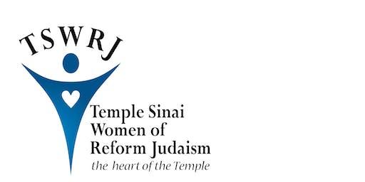 Temple Sinai WRJ Reproductive Justice program