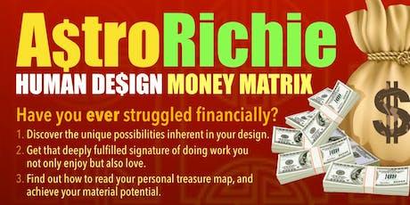 Astro Richie tickets