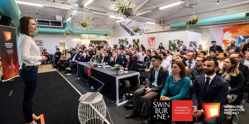 Swinburne Venture Cup 2019 - Pitch Night