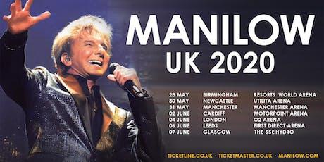 MANILOW - Leeds - PLATINUM - 6 June 2020 tickets