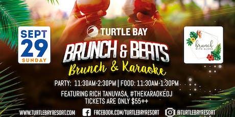 Brunch & Beats - Featuring The Karaoke DJ! tickets