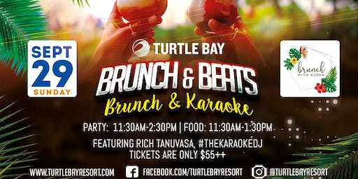 Brunch & Beats - Featuring The Karaoke DJ!