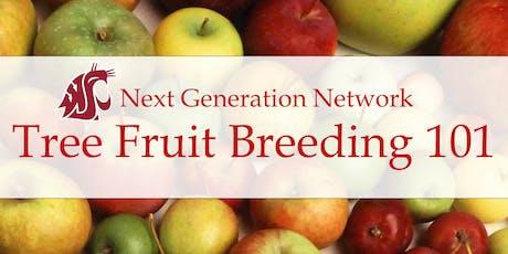 Tree Fruit Breeding 101 tickets