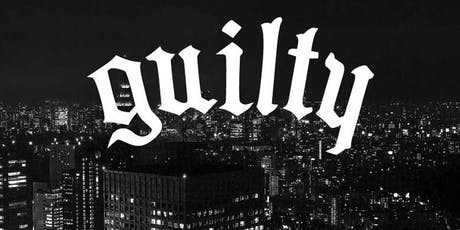 Guilty Tuesdays at Everleigh Free Guestlist - 10/08/2019 tickets