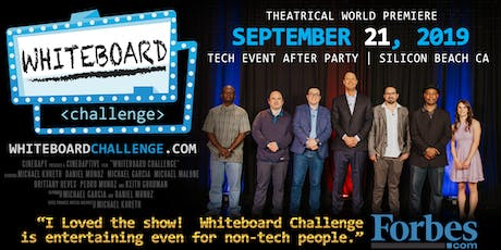 Whiteboard Challenge tickets