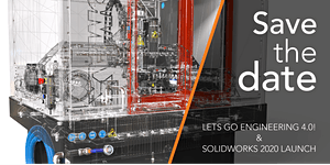 ENGINEERING 4.0 & The SOLIDWORKS 2020 LAUNCH - Brisbane