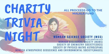 MSS Presents: Charity Trivia Night tickets