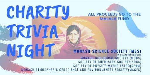 MSS Presents: Charity Trivia Night