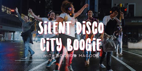 Silent Disco Adventure | Wellington Waterfront with BooBoo Magoo's tickets