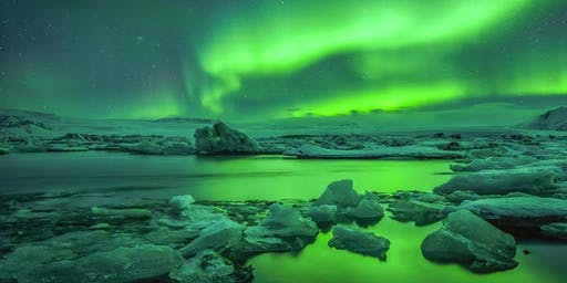 Iceland - Christmas & New Year Road Trip with Northern Lights