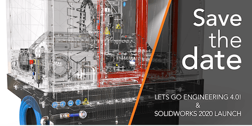 ENGINEERING 4.0 & The SOLIDWORKS 2020 LAUNCH - Adelaide