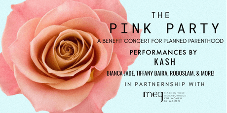 The Pink Party- A Planned Parenthood Benefit Concert tickets