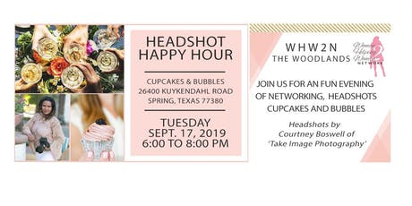 WHW2N - The Woodlands Headshot Happy Hour tickets