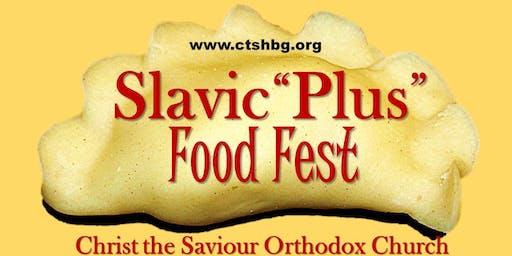 """Slavic """"Plus"""" Food Fest"""