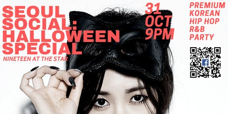 Seoul Social: Halloween Special tickets