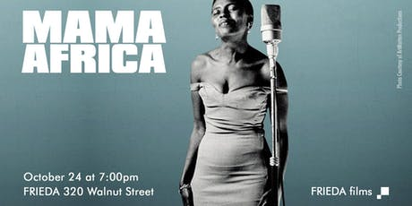Dinner and Screening - Mama Africa tickets