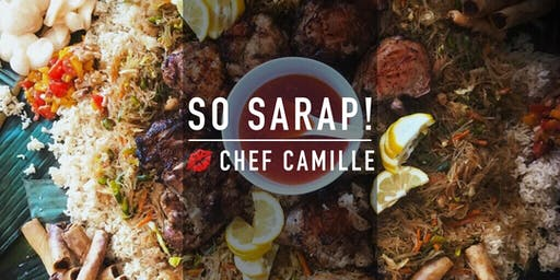 #SoSarap 2.0! A Pop-Up Kamayan Feast in DC