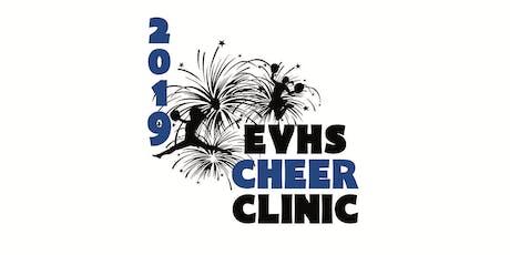 Eastview Winter Cheer Clinic tickets