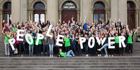 Activate Canberra: solving the climate crisis through people power tickets
