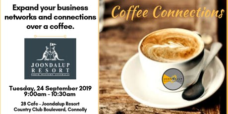 Coffee Connections - Connecting Like Minded Business People tickets