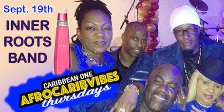 AfroCarib Vibes at TAJ LOUNGE - September 19th tickets