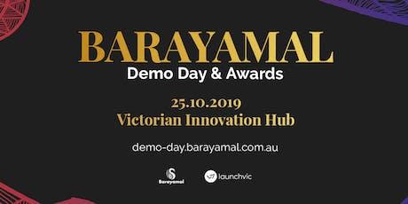 Barayamal Demo Day & Awards tickets
