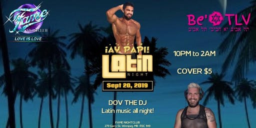 ¡Ay Papi! Latin Night