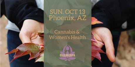 Ellementa Phoenix: Cannabis and CBD for Women's Health tickets