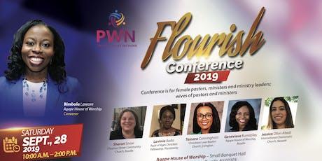 Flourish  Conference 2019 tickets