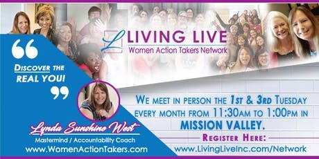 Women Action Takers Networking tickets