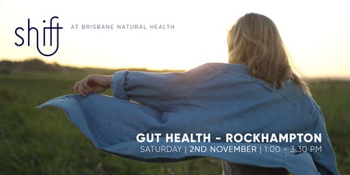 Gut Health Workshop - Rockhampton
