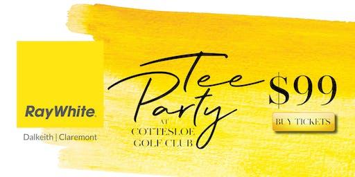 Ray White Dalkeith | Claremont Tee Party at Nexus Risk WA Open