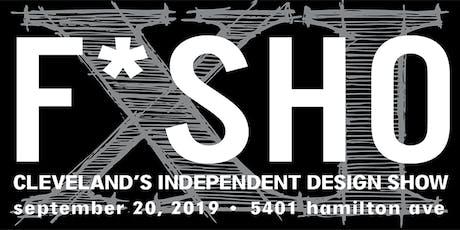 F*Sho (Furniture Designer One Night Event) tickets