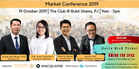 Market Conference 2019 tickets