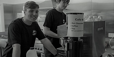 Barista Training for Youth - 2 hours short course tickets