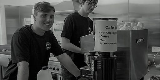 Barista Training for Youth - 2 hours short course