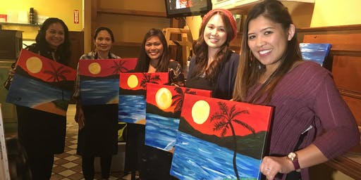 GK's Paint and Wine Event