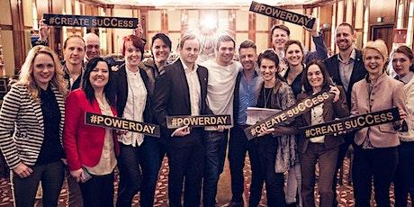 POWERDAY bei Nürnberg - 14.12.2019 VIP-Gäste Bäcker tickets
