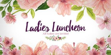 Ladies' Luncheon tickets