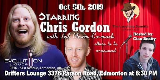 The Laughing Bandits Comedy Starring Chris Gordon