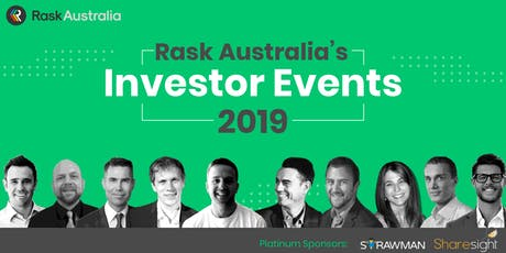 Brisbane Workshop - Rask Australia's Investor Events 2019 tickets
