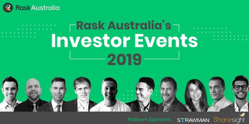 MELBOURNE Workshop - Rask Australia's Investor Events 2019