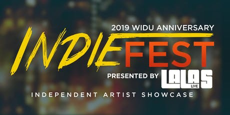 WIDU Indie Fest Registration tickets