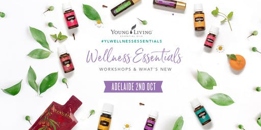 Wellness Essentials and What's New Workshops - Adelaide