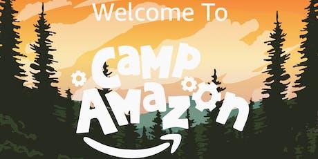 Camp Amazon - Dandenong South tickets